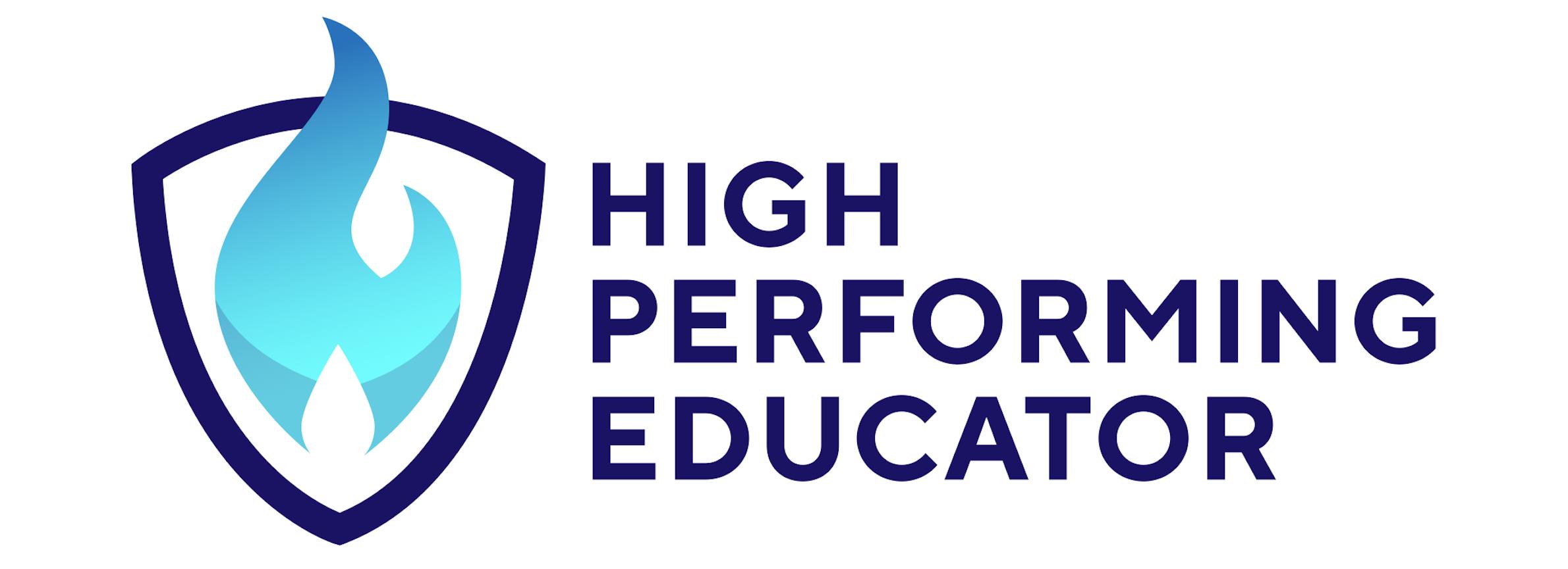High Performing Educator